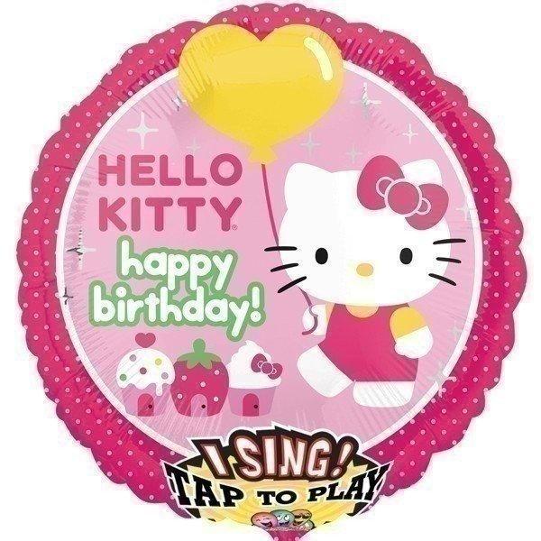 Музыкальный шар НВ Hello Kitty