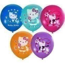 Облако шаров Hello Kitty 25 шт