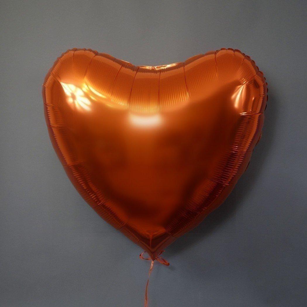 Шар сердце 36