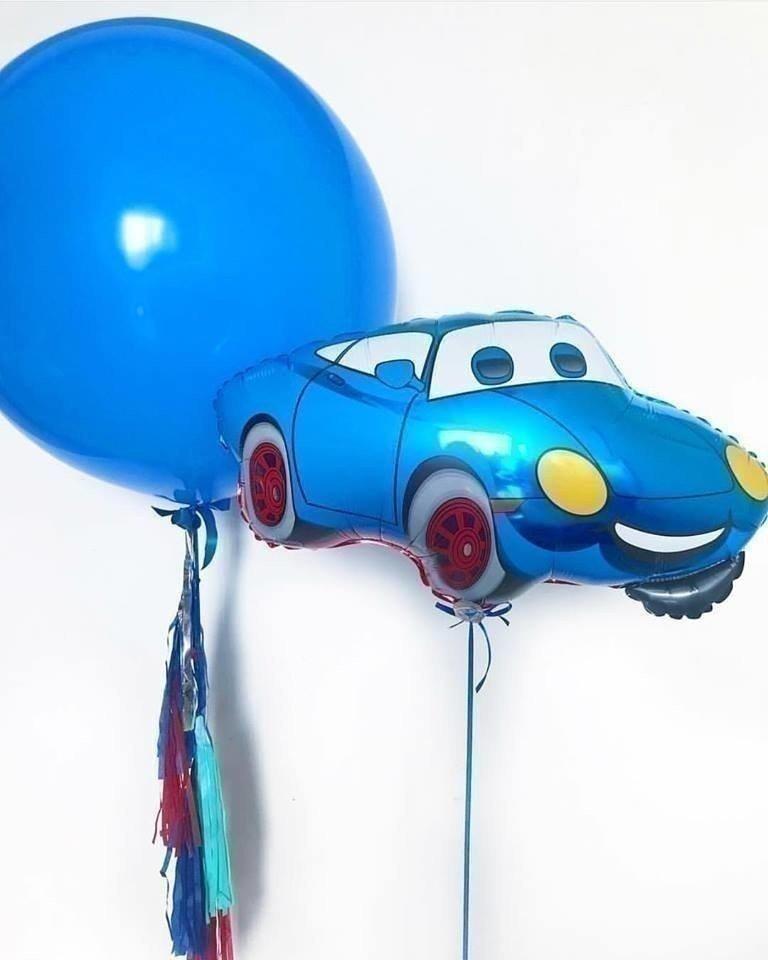 Готовое решение «Синяя машина»