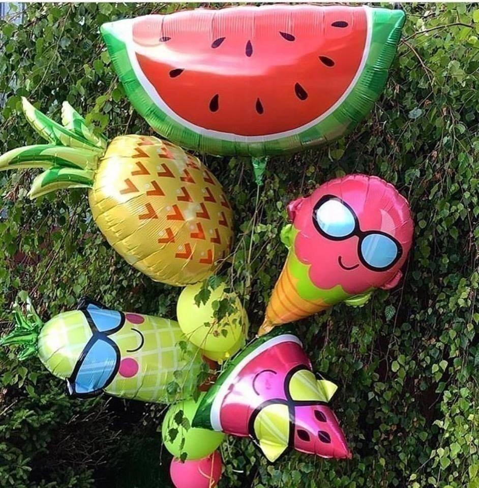 Букет из шаров «Сочные фрукты»