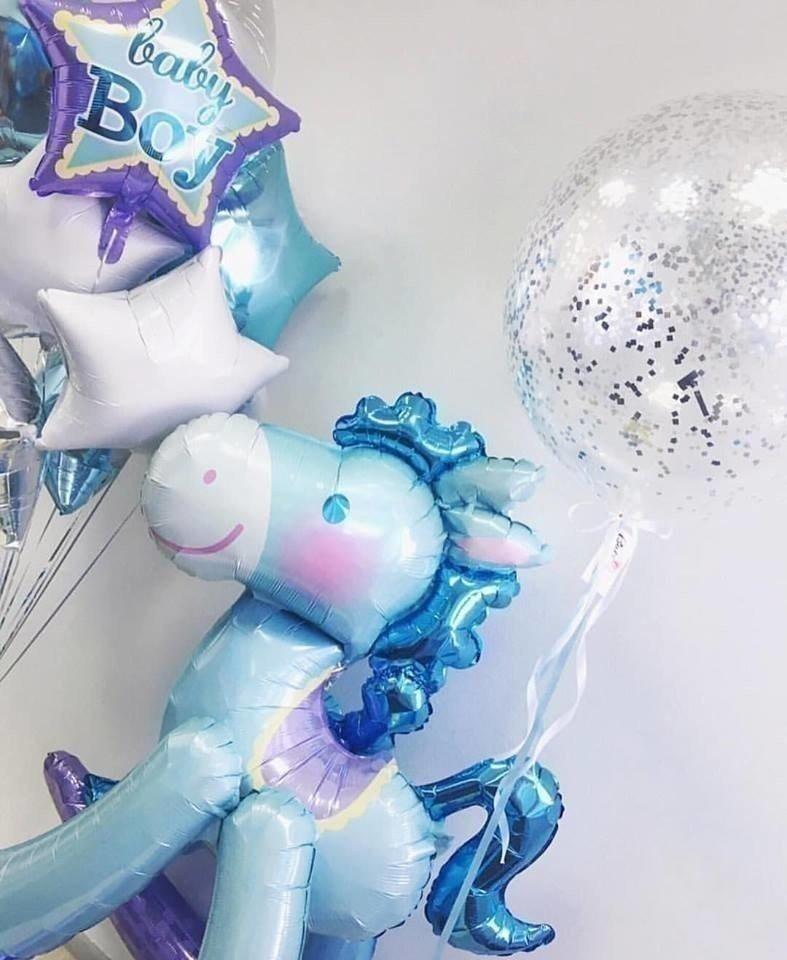 Готовое решение «Голубая лошадь»