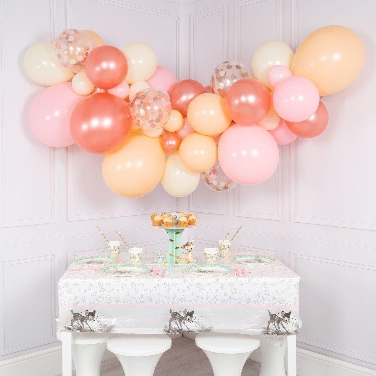 Гирлянда из шаров «Зефирное настроение»