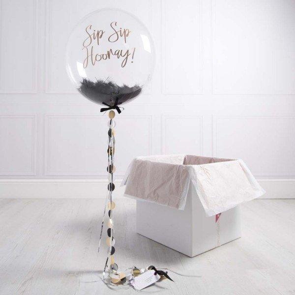Коробка с шарами «Гип Гир Ура»