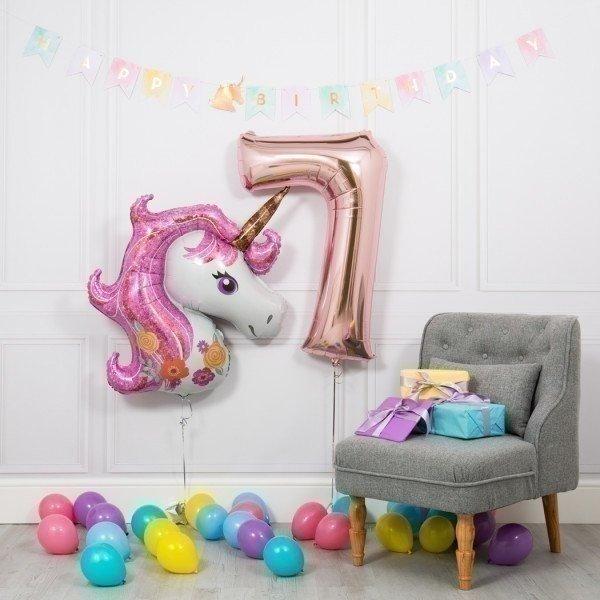 Готовое решение «День рождения с единорогом»