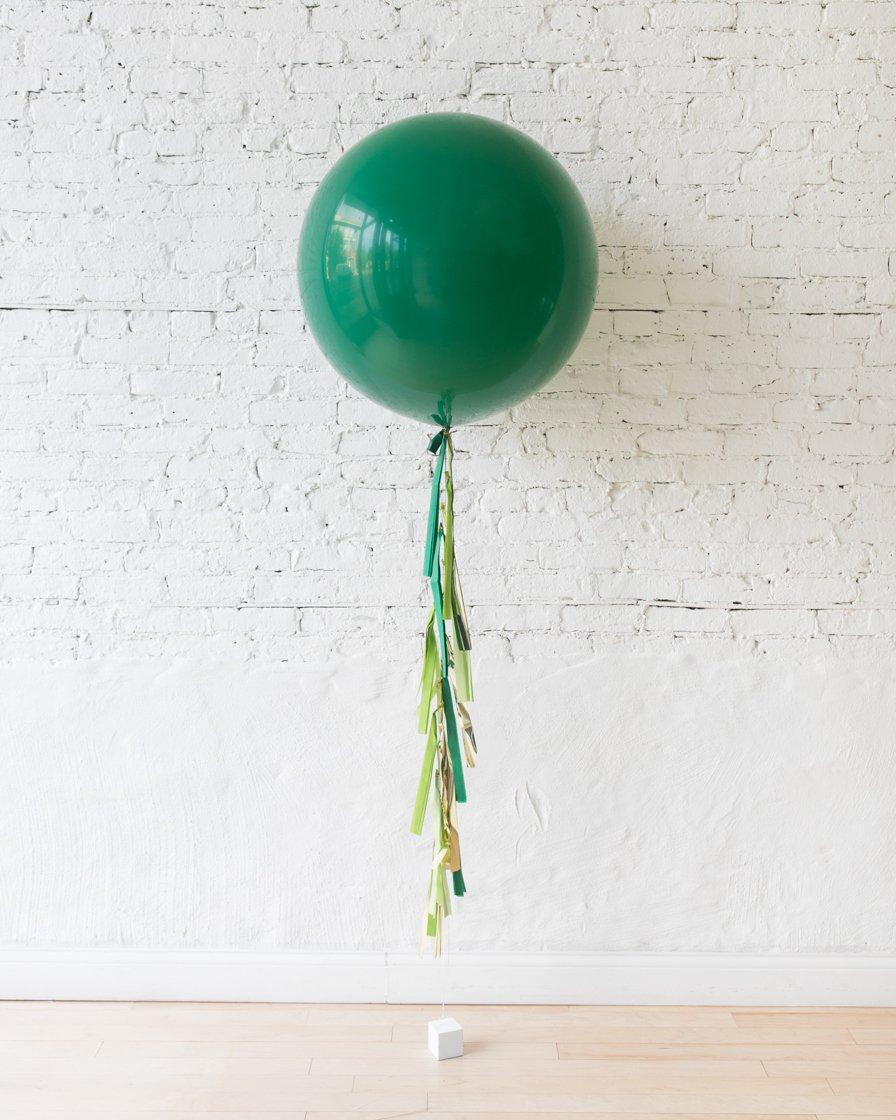 Большой шар Зеленый Мох