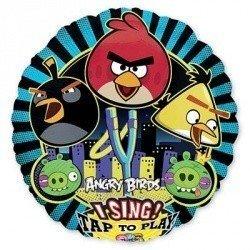 Музыкальный шар Angry birds