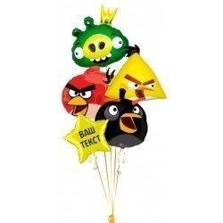Букет Angry birds 2