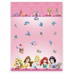 Скатерть Принцессы и зверушки, 1,2*1,8 м