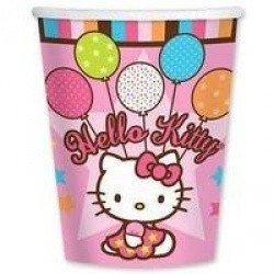 Стакан Hello Kitty 8шт