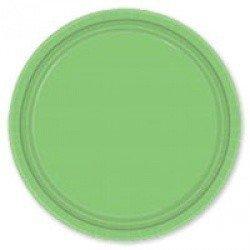 Тарелки зеленые Киви 8 штук