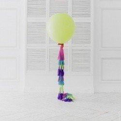 Огромный шар Хубба бубба