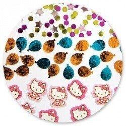 Конфетти Hello Kitty, 3 вида, 34 гр