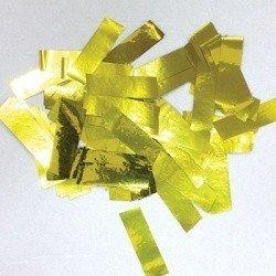 Конфетти негорящее золото 500г
