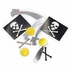 Конфетти пираты 17гр.
