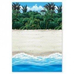 Декорация Пляж