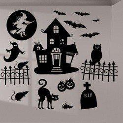 Декорация Семейка Хэллоуин