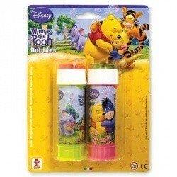 Мыл пузыри Disney Винни, 60мл 2шт