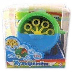 Игрушка с мыл пуз Пузыремёт