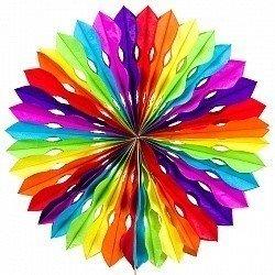 Диск Разноцветный 41 см