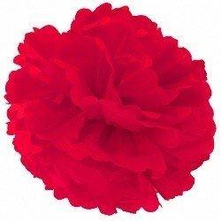 Помпон Красный 30 см
