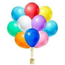 Облако шариков Ассорти большие 50 шт