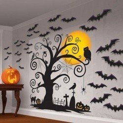 Декорация Дом с привидениями