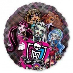 Шар кристалл Monster High