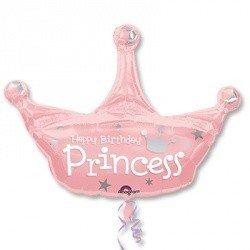 Шар-фигура HB Корона принцессы