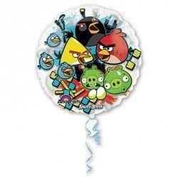 Шар Джамбо кристалл Angry Birds