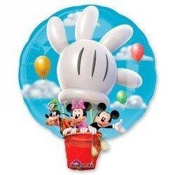 Шар фигура Микки на воздушном шаре