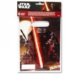 Пакеты Звёздные Войны-7, 6 штук