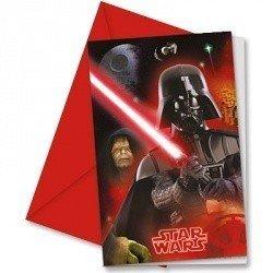Приглашения Звездные войны