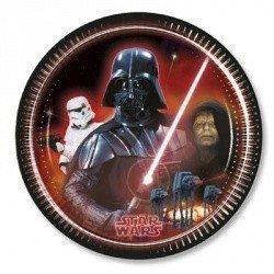 Тарелки большие Звездные Войны