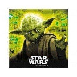 Салфетка Звездные Войны 33см 20шт