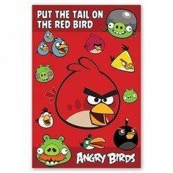 Игра с наклейками Angry Birds
