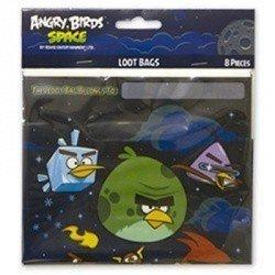 Пакеты для сувениров Angry Birds, 8 штук