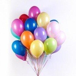 Облако шариков Ассорти стандартные 100 шт