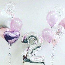 Готовое решение День рождения малышки