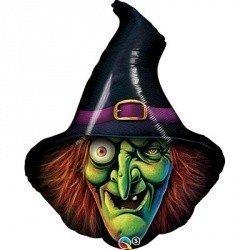 Шар фигура Ведьма, голова