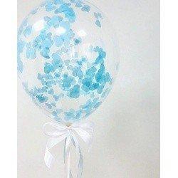 Большой шар с конфетти Нежное Чувство
