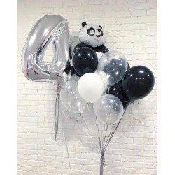 Букет из шаров Панда