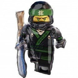 Шар фигура Лего Ниндзяго