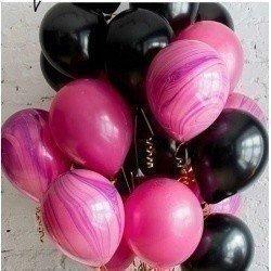 Букет из 25 шаров