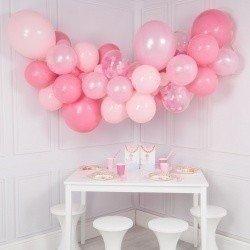 Гирлянда из шаров «Розовое облако»