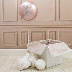 Коробка с шарами «Самый лучший день»