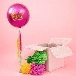 Коробка с шарами «Тропики»