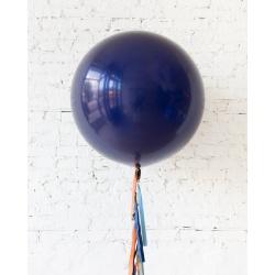 Большой шар Сапфировый