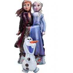 Ходячий шар Эльза и Анна